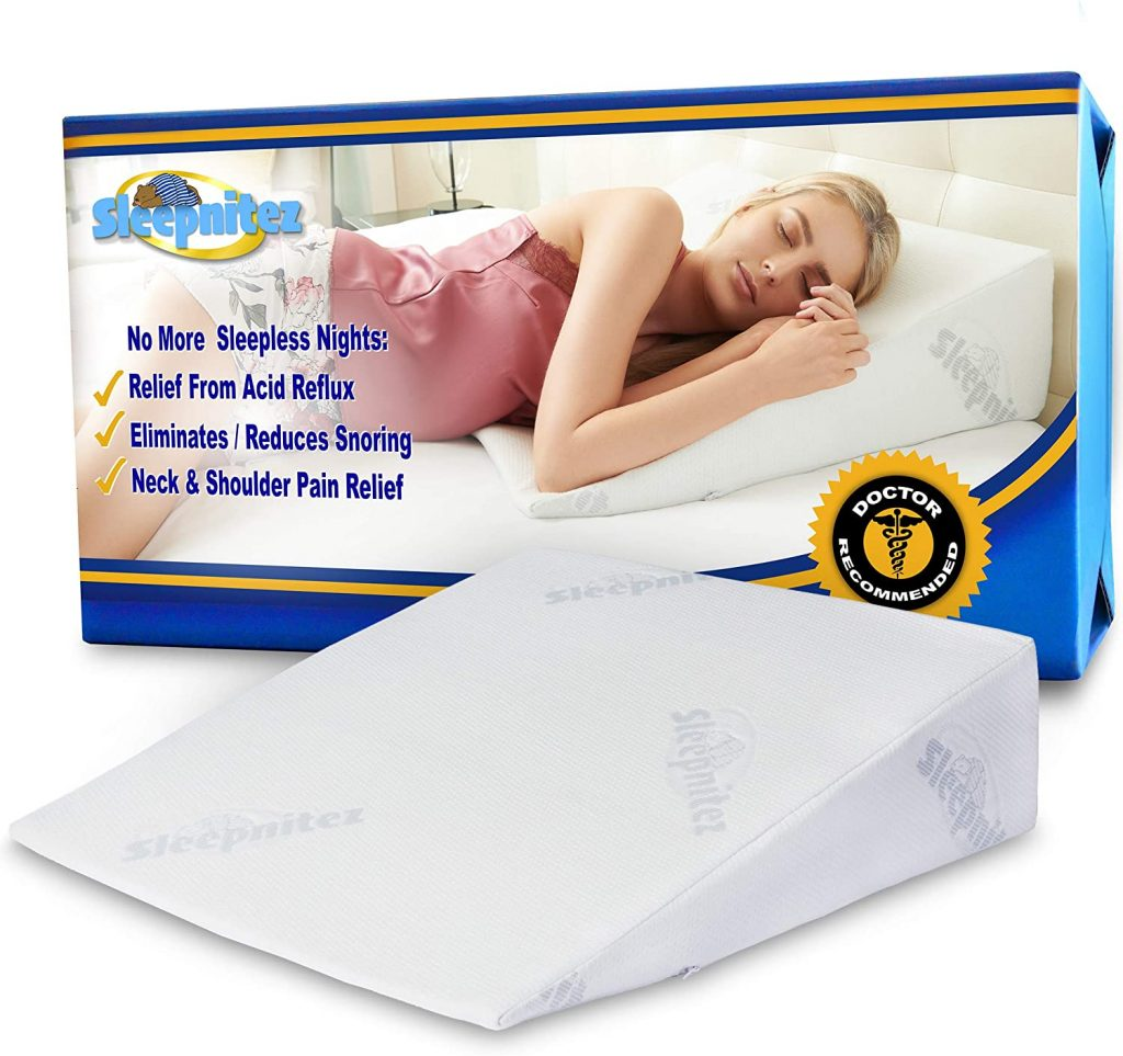 Best Wedge Pillow for Side Sleepers