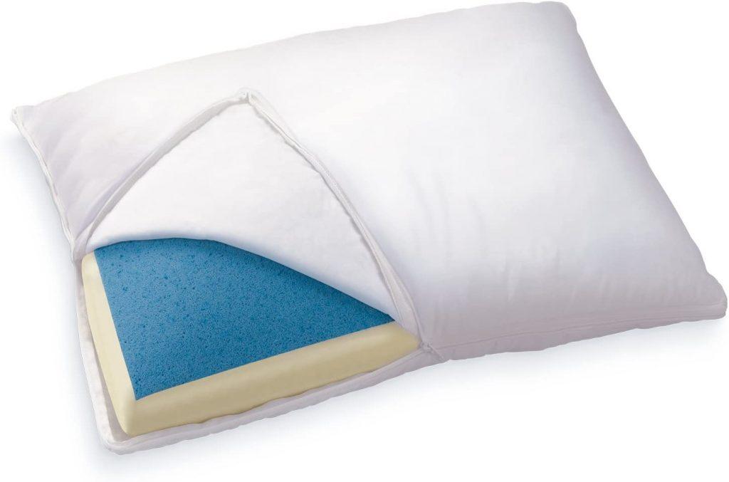 Best Gel Memory Foam Pillow