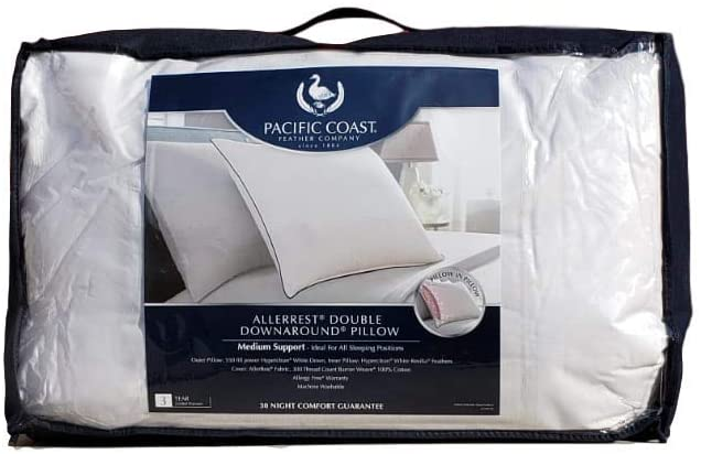 best feather pillows for side sleepers