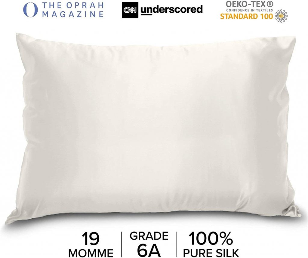 Anti-wrinkle pillows for side sleepers