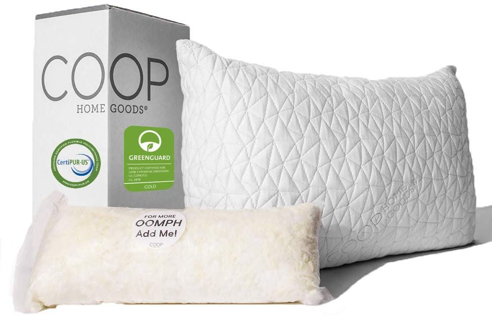 best pillow for side sleepers with migraines
