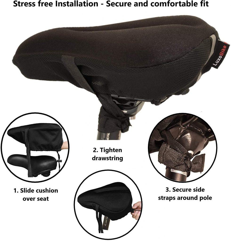 Best Stationary Bike Seat Cushion