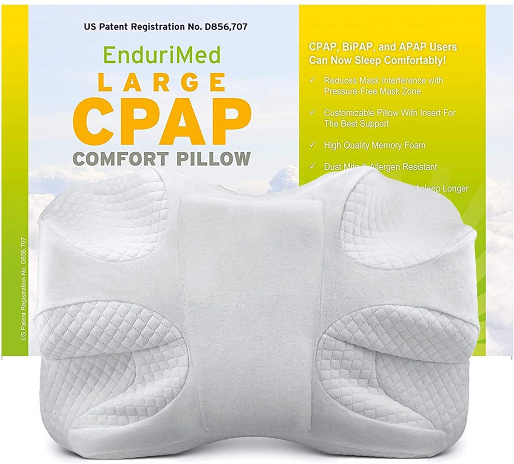 best CPAP pillows for side sleepers