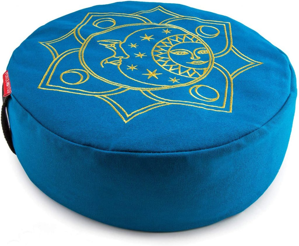 Best meditation cushion for back pain